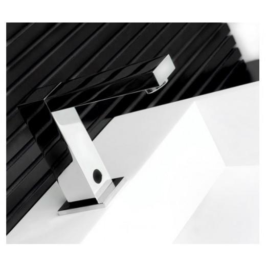 RETTANGOLO sensor tab armatur i blankt krom fra Gessi-31
