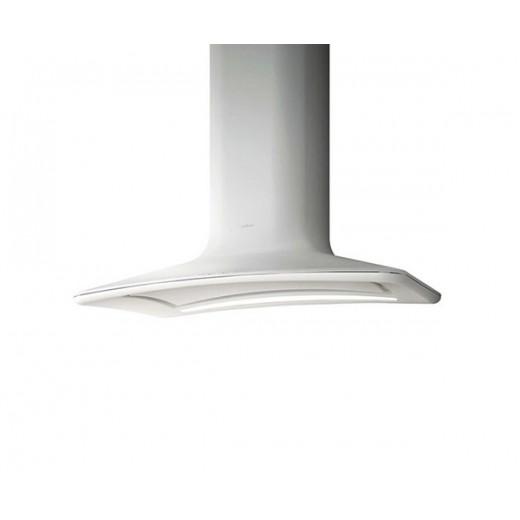 SWEET P 85 WHITE emhætte med et lækkert designmæssigt udtryk fra EICO-31