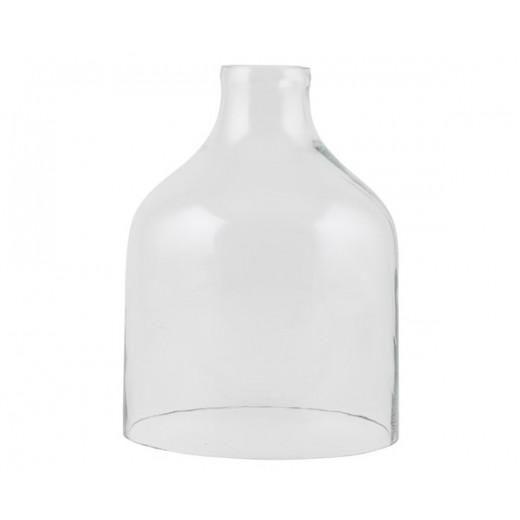 Glasklokke uden bund str. small fra Ib Laursen-31