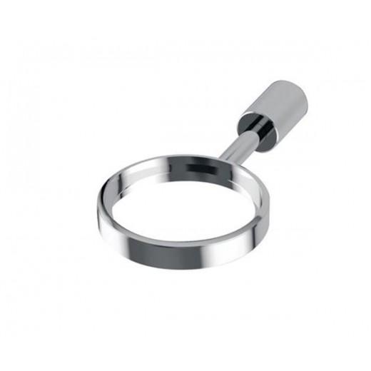 Tilbehørsholder i børstet aluminium fra Cassøe-31