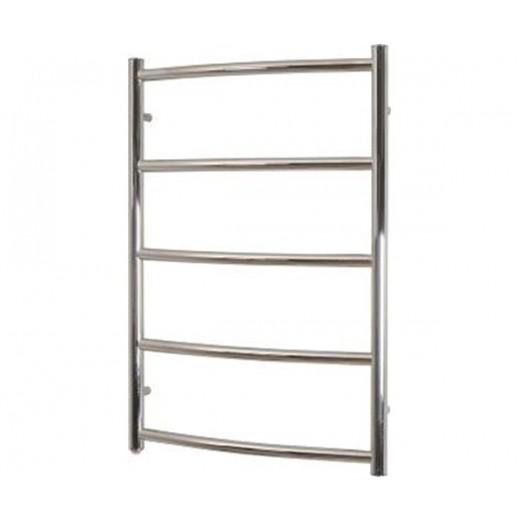 Girona El håndklædevarmer i rustfri stål H: 65 cm fra Cassøe-31