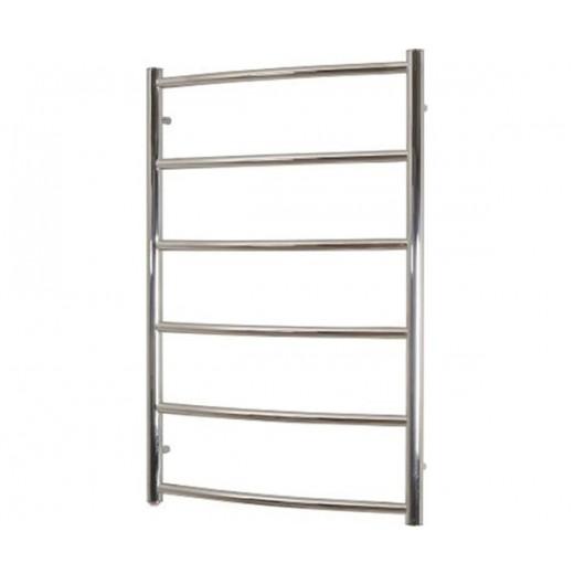 Girona El håndklædevarmer i rustfri stål H: 80 cm fra Cassøe-31