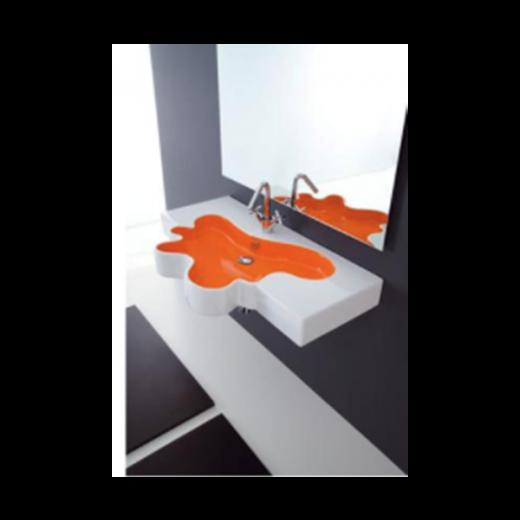 SPLASH håndvask i orange fra Cassøe-31
