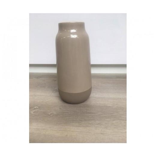 Vase i keramik fra Hübsch-31