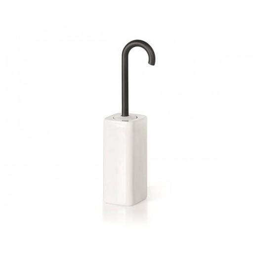 Toiletbørste i hvid/sort fra Cassøe-31