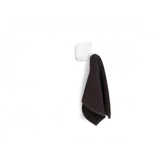 Dobbelt håndklædekrog i hvid fra Cassøe-31