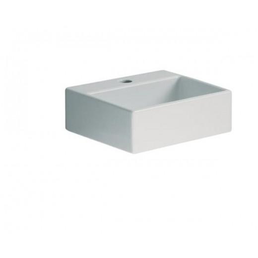 Quarelo vask i hvid fra Cassøe B: 33 cm-31