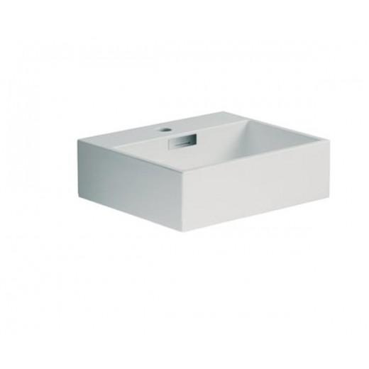 Quarelo vask i hvid fra Cassøe B: 43 cm-31