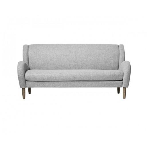 Chill sofa i grå til 2 pers. fra Bloomingville-33