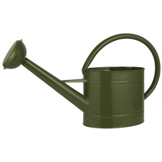 5 liters vandkande med spreder oval i grøn fra Ib Laursen-31