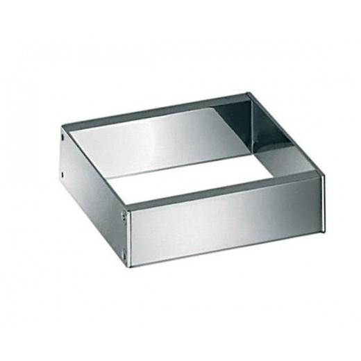 Tilbehørsholder i børstet aluminium fra Cassøe Forskellige størrelser-31