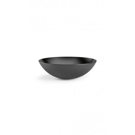 ACQUAIO Sort porcelænsbowle-31
