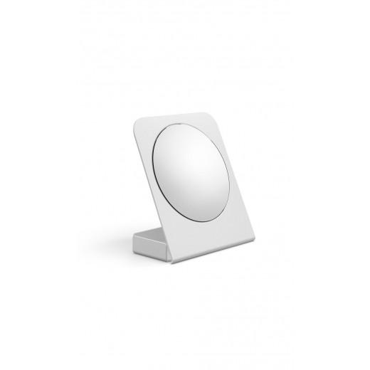 Kosmetikspejl med 5 gange forstørrelse Hvid Sort-31