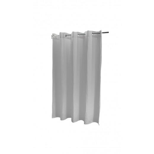 Bruseforhæng Hvid Lys grå-31