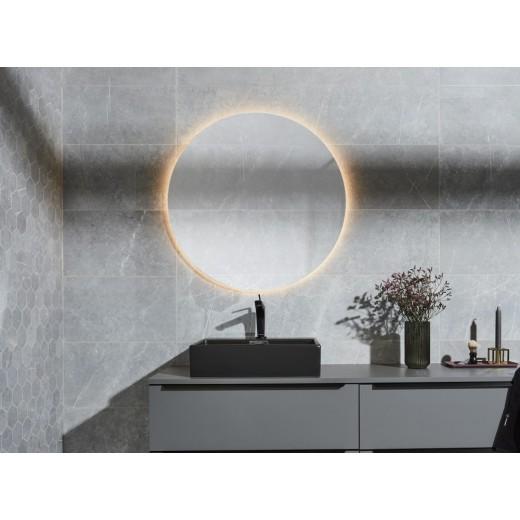 Backlight spejl Ø 80-31