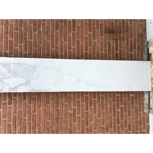Calcatta White Glossy / 30 x 120 cm-31