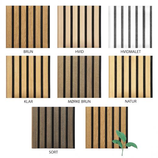 BASIC akustikpaneler fra I-Wood-31