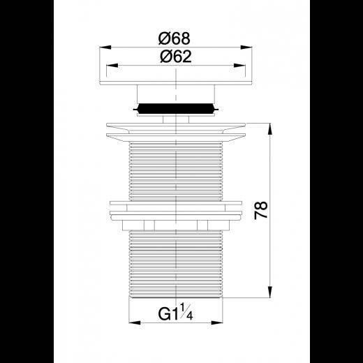 Klikventilmedoverlb-31