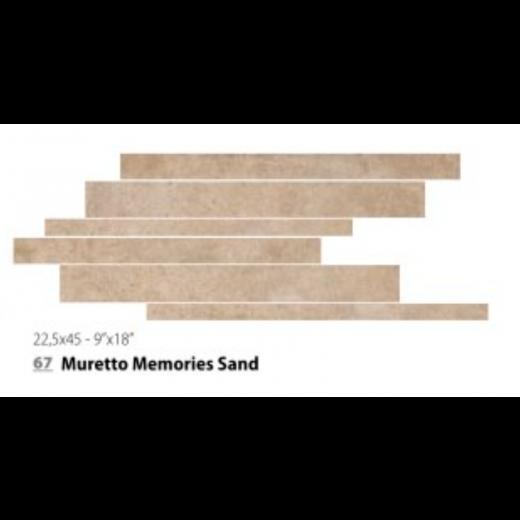 CeramicaSantAgostinoMemoriesSandMurretto225x45cm56m2REST-31