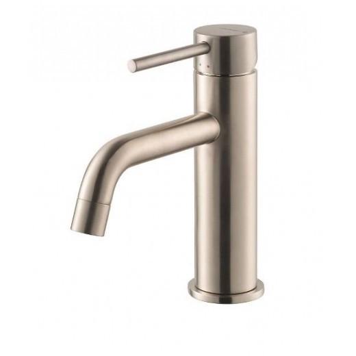 Newform XT badeværelses armatur i børstet krom uden løft op ventil fra Cassøe-31