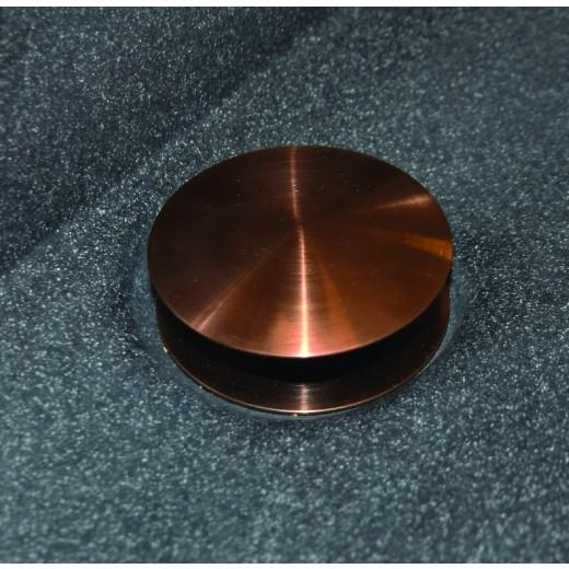 Bundventil i børstet kobber fra Cassøe-31