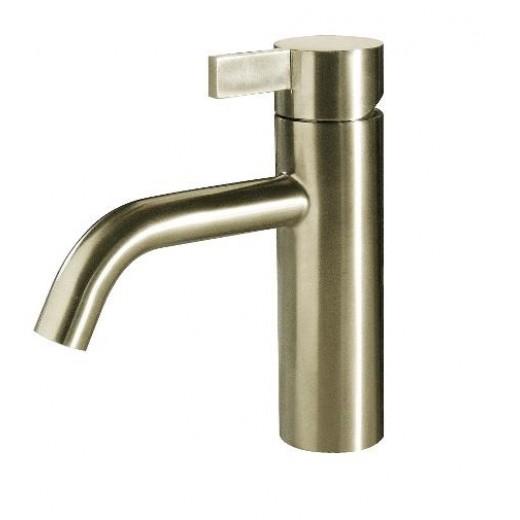 Noba W4 badeværelses armatur i børstet messing fra Cassøe-31