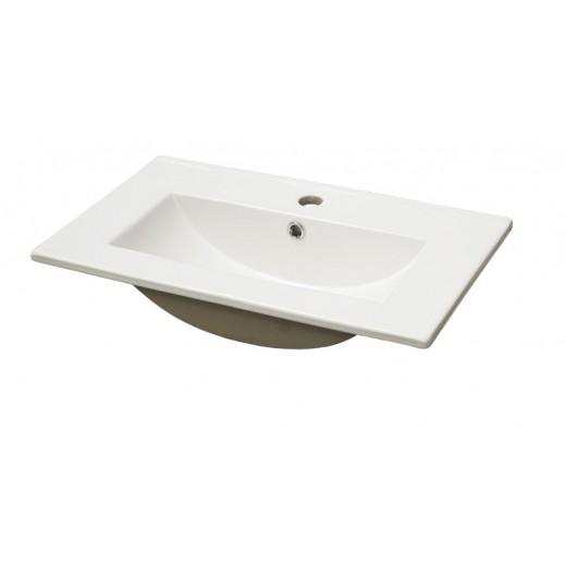 POR-60-80-100-120 Heldækkende porcelænsvask Hvid-31