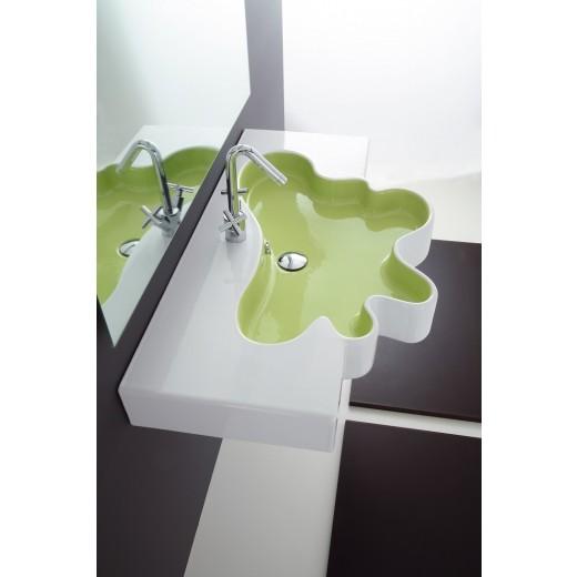 SPLASH håndvask i GUL fra Cassøe-31