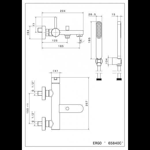 KompletkararmaturimatsortfraCasse-31