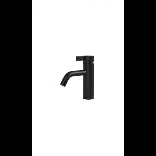 Noba W4 badeværelses armatur i mat sort fra Cassøe-31