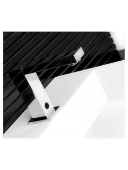 RETTANGOLO sensor tab armatur i blankt krom fra Gessi-20