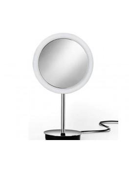 Lineabeta kosmetikspejl på fod med lys fra Cassøe-20