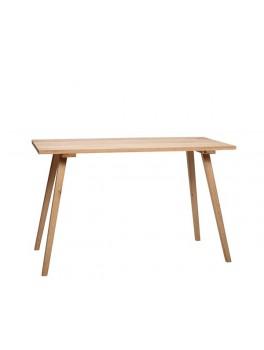 Spisebord i egetræ, 150 cm x 65 cm x 76 cm fra Hübsch-20