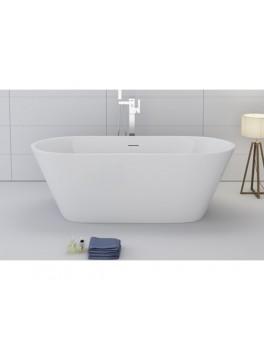 Fritstående badekar Nørrestrand 170 cm-20
