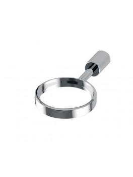 Tilbehørsholder i børstet aluminium fra Cassøe-20