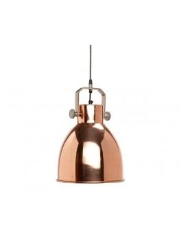 Pendel lampe i kobber fra Hübsch-20