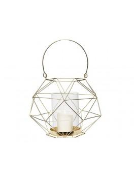 Lanterne i glas fra Hübsch-20