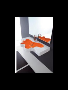 SPLASH håndvask i ORANGE fra Cassøe-20