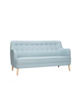 3 personers Sofa i pastel blå fra Hübsch-20