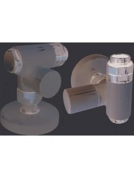 Combi ventilsæt i hvid fra Cassøe-20