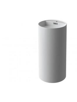 Vaskesøjle Solid Surface fra Cassøe-20