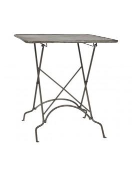 Firkantet bord i metal fra Ib Laursen-20
