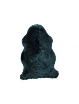 Korthåret grønt lammeskind fra Hübsch i størrelse, 61 cm x 94 cm-20