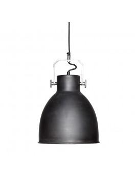 Lampe i sort metal fra Hübsch-20