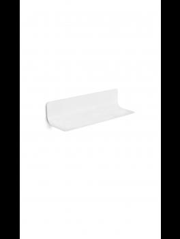 Hylde 46 og 64 cm Hvid Sort-20