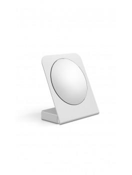 Kosmetikspejl med 5 gange forstørrelse Hvid Sort-20
