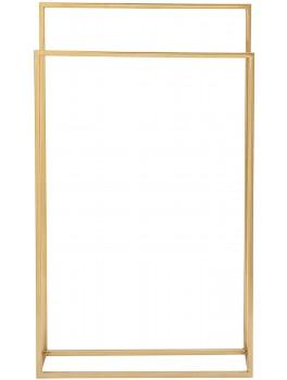 Håndklæde rack i guld/metal fra Bloomingville-20