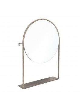 Spejl i messing og metal fra Bloomingville-20
