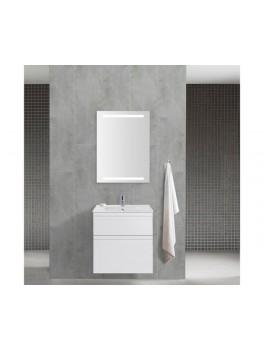 Underskab 60x64cm, inklusiv kantate vask, 3 varianter Hvid/Sort/Ceder Grey, fra Dansani-20