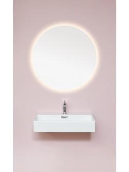 Backlight spejl Ø 80-20